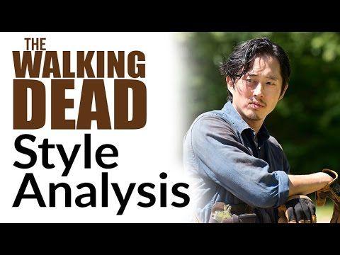 Walking Dead Style Analysis | Is Glen Rhee Stylish? | Celebrity Series Part III…