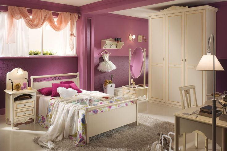 The line proposed by Dorothy Gold Spar offers fabulous bedrooms, charming and delicious, perfect for all the little princesses. http://www.spar.it/sp/it/arredamento/camerette-gold-102.3sp?cts=camerette_dilettagold