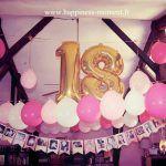 Ideas para festejar cumpleaños numero 18 - Curso de Organizacion del hogar y Decoracion de Interiores