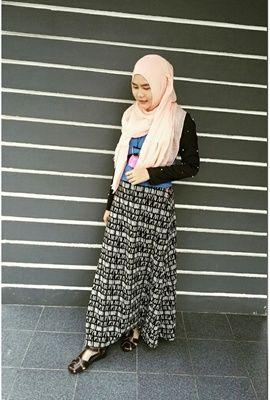 Ayo Dukung Hana Nujiya Dalam Hijab Photo Contest di DiaryHijaber.com