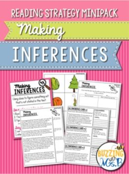 Free: This product is designed to support students in learning and practicing a new strategy: making inferences. Teacher pages explain how to use the gradual release model to help students move from learning the new strategy to supported practice to independent practice.