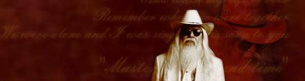 Leon Russell - touring schedule