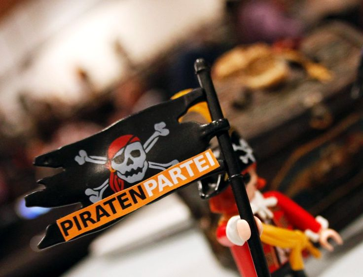 Dec 20, 2011: German Pirate Party (Piraten Partei) climbs to a record 9% in most recent nationwide poll, while Angela Merkel's coalition partner FDP is down to measly 2%.