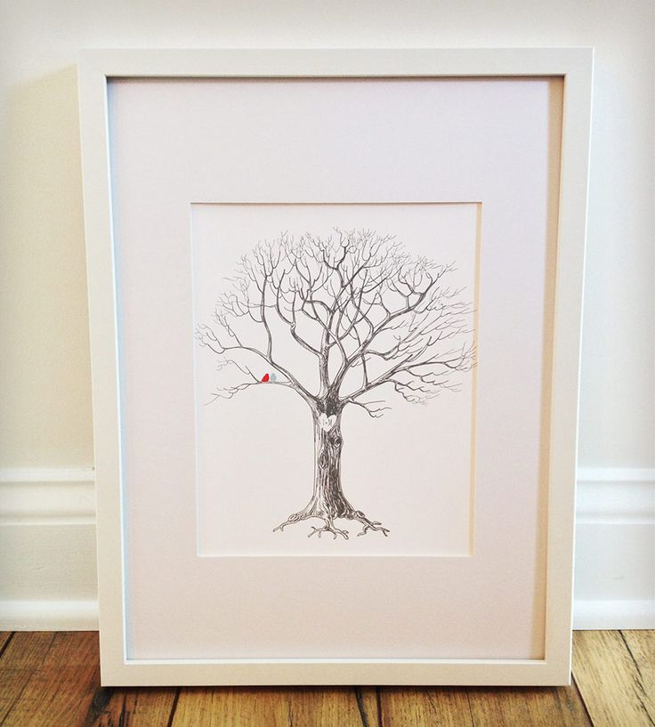 Custom Wedding Tree//