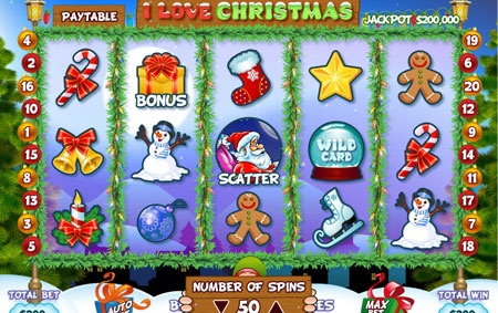 In the oven and the tree is all set up, glistening with beautiful ornaments and atop a mountain of presents! What better time of year that Christmas time - and now you can enjoy it whenever you want at WinnersIsland.com when you play I Love Christmas, the most fun and rewarding holiday video slots game. ## Visit: http://www.winnersisland.com/?aid=4=456