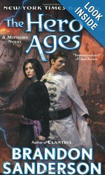 Amazon.com: The Hero of Ages: Book Three of Mistborn
