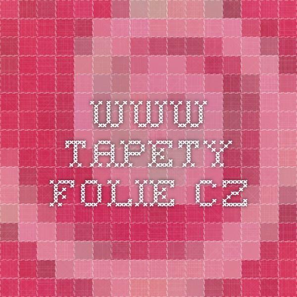www.tapety-folie.cz