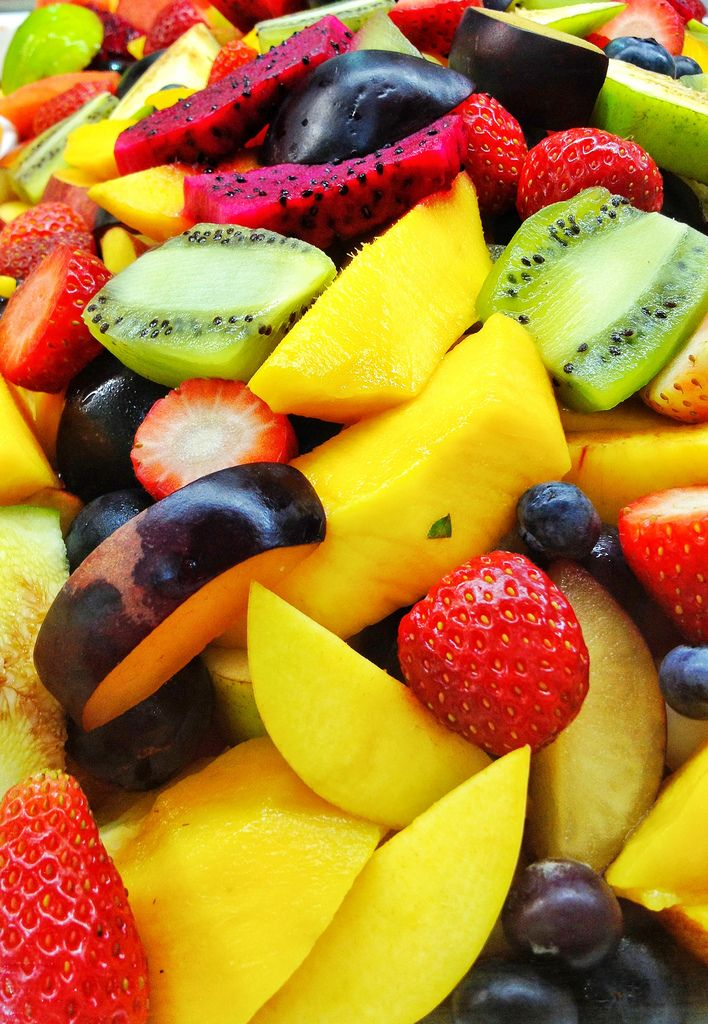 fRUitsALad yUMmy yumMy by rolfekolbe Download image description Free for commercial use,  Some Rights Reserved.  Please keep attribution to the download link from Flickr.