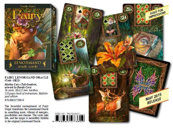 The Fairy Lenormand Oracle - Тридевятое Царство