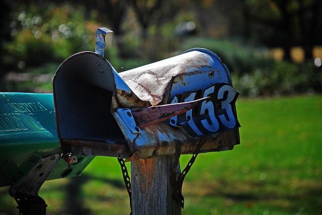 Hit A Mailbox With A Baseball Bat Bucket List