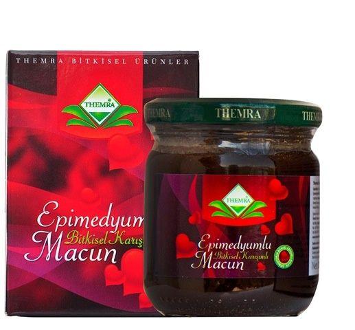 Epimedium macun . Το φυτικό Βιάγκρα.