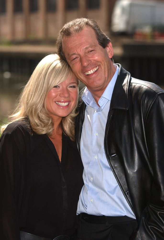 Leslie Grantham, EastEnders Played: Dirty Den (1985–89, 2003–05) Leslie Grantham first left the soap in 1989 but was reunited with his daughter Sharon (Letitia Dean) in 2003 until 2005. Since being killed off properly once and for all as Dirty Den, Grantham has appeared in various pantomimes.