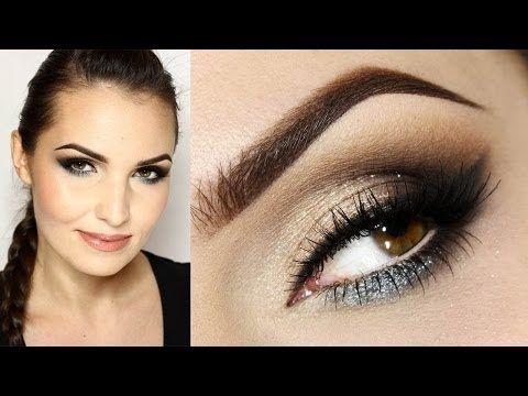 Klasyczny makijaż wieczorowy. http://www.youtube.com/watch?v=GsG169UF9ZQ#t=418