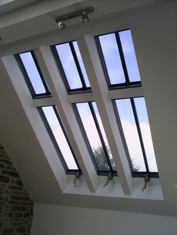 Lumen roof lights which aim to let in as much natural light as possible