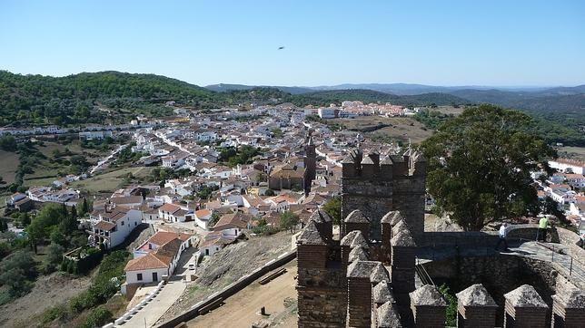 Cortegana (Huelva), by @abcviajar