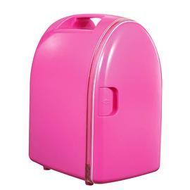 Portable Pink Eco Mini Fridge