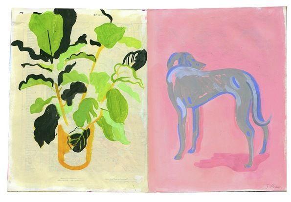 Julianna Brion: Sketchbooks