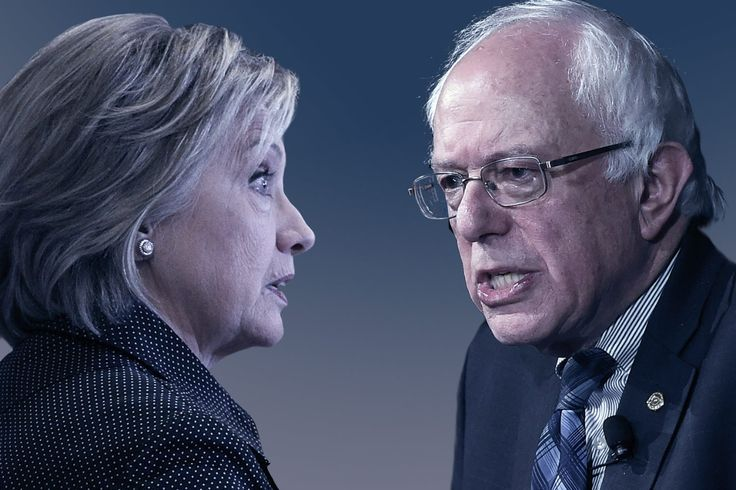 Hillary Is Already Triangulating Against Liberals. http://slate.me/1HaBUeX Her new attack on Bernie Sanders' single-payer health care plan shows her indifference to progressive voters. The Hillary Clinton presidential campaign has begun using an odd new line of attack against upstart Democratic primary rival Sen. Bernie Sanders: He's too liberal on taxes and universal health insurance.