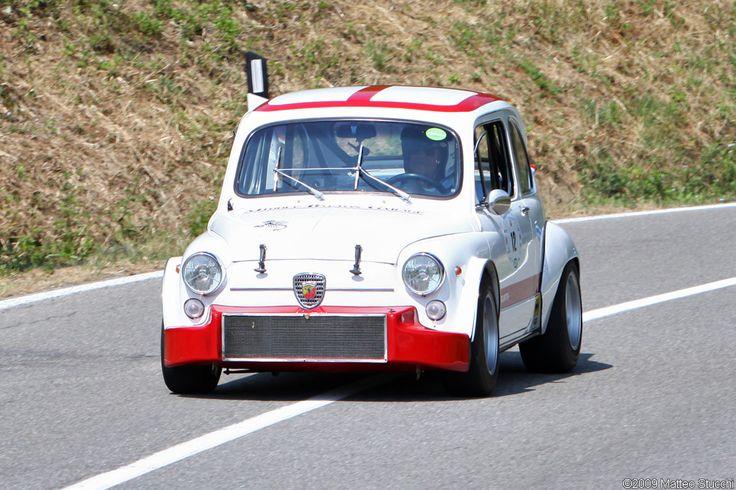 1969 Fiat Abarth 1000 Tcr Abarth 850 E 1000 Derivate