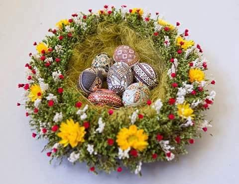 Romanian Gastronomic Voyage: Traditions That Remain Vibrant...Easter Eggs