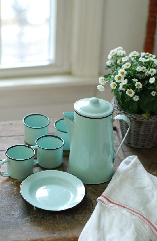 17 Best Images About French Enamelware On Pinterest