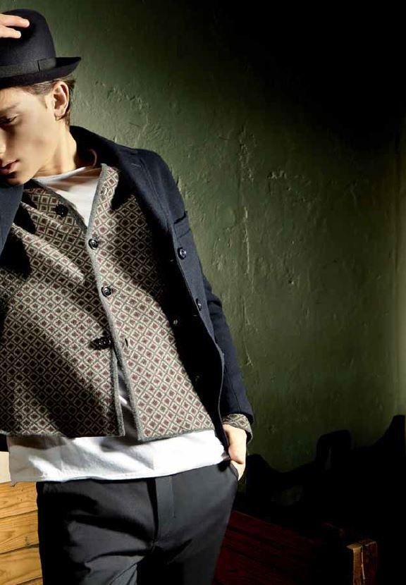 Centro della moda Firenze & B2Baltic. Improve your fashion retail. New collection UOMO 2015
