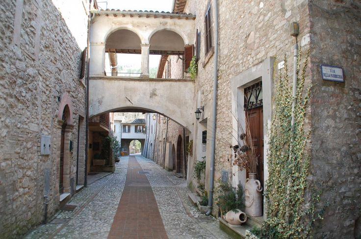 Scheggino, prov Perugia, Umbria