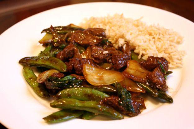 Dinner Tonight: Five-Spice Beef Stir Fry
