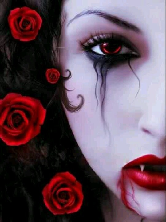 Whatever people say.....vampires are beautiful. And they are everywhere. Keep your eyes open..... :),,,