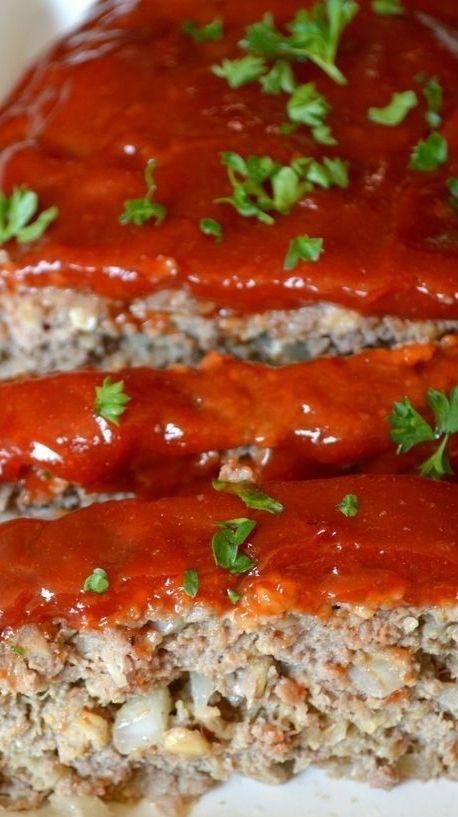 Brown Sugar Glazed Meatloaf...a Great Family Recipe! Just made this again for the millionth time for Sunday Supper and 4 of us devoured the entire thing!