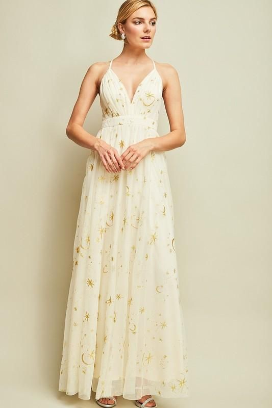 61999c3722 Celestial Maxi Dress in 2019 | Occasions | Dresses, Fancy gowns ...