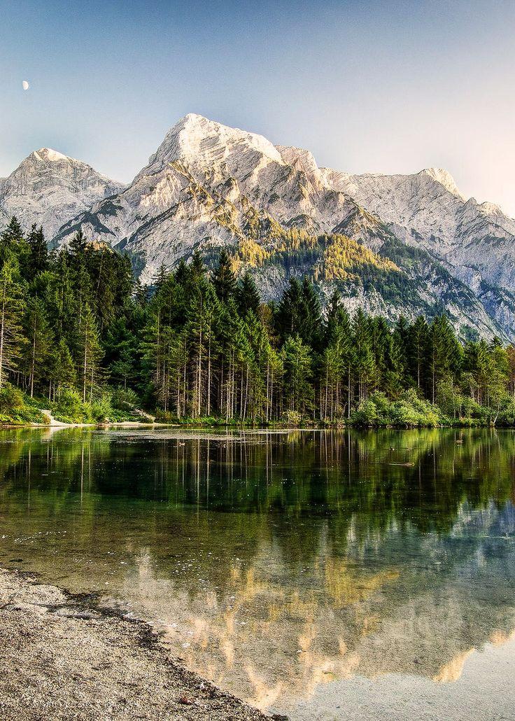 Природа горы гифка, картинки