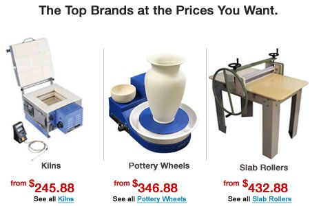 The Top Brands of Pottery and Glass Manufacturers in One Place!