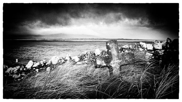 Celtic Tombs, Strandhill, County Sligo