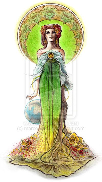 Gaia Greek Mythology 39 best images about G...