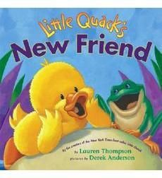 Little Quack's New Friend… | Mrs. Kilburn's Kiddos