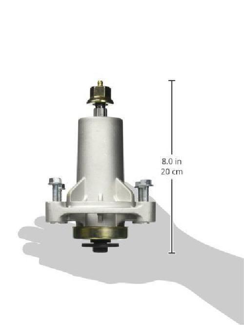 "82-026 Spindle ASM 42"" 48"" 50"" Deck Poulan Craftsman YT3000 YS4500 T2200 w Bolts"