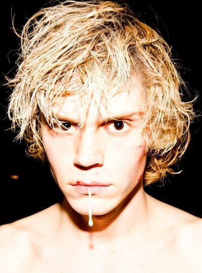 evan peters, american horror story : asylum | best ...
