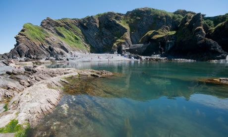 The Tunnels Beach, Ilfracombe, Devon
