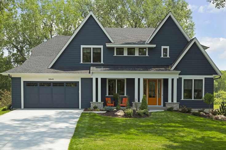 Benjamin Moore Paint Blue Note 2129 30 Curb Appeal
