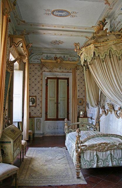 Villa di Geggiano, Tuscany, Italy ~ elements for inspiration
