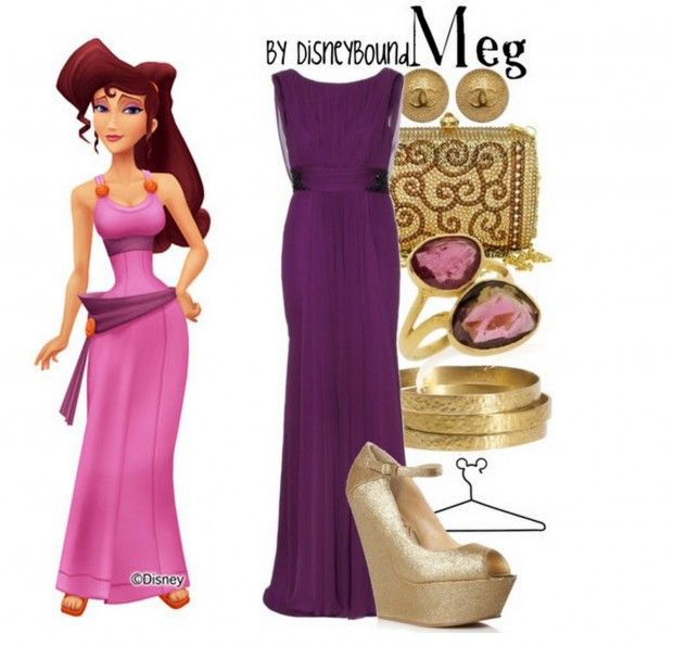 "25 Cute Cartoons Inspired Outfits My husband likes this bc he says she is "" hot """