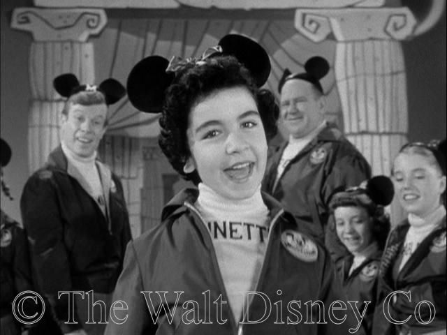 Mickey Mouse Club with Annette Funicello | Annette-My 50's ...