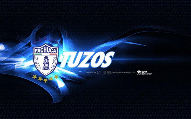 #Wallpaper Mod28102013CTG(2) #LigraficaMX #DiseñoYFútbol #ElFútbolNosInspira • #Tuzos #Pachuca
