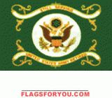 Army Retired Flag 3x5