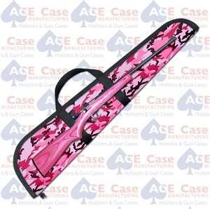 Pink Camo gun case - Cute!