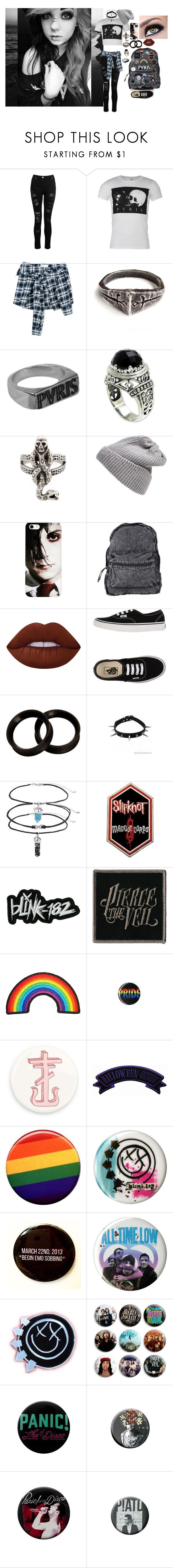 """""""Nicotine~Panic! At The Disco"""" by headbangingunicorn ❤ liked on Polyvore featuring Dorothy Perkins, Faith Connexion, NOVICA, UGG Australia, Agent Ninetynine, Lime Crime, Vans, Topshop and Paul Frank"""