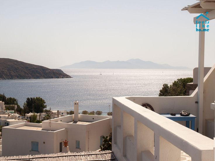 Our third listing in Serifos has a view to die for