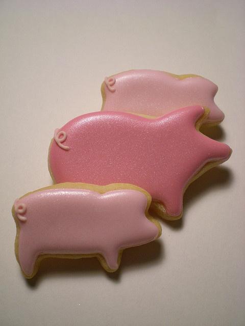 PIGGY 1 by rosey sugar, via Flickr