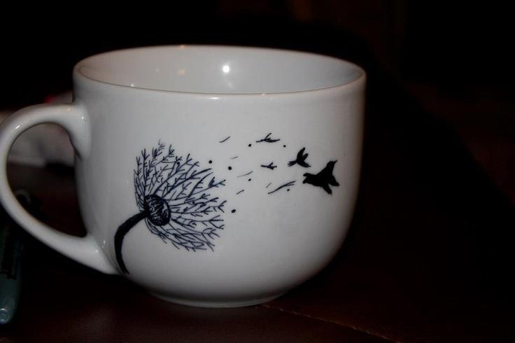 45 best sharpie mugs images on pinterest sharpie mugs. Black Bedroom Furniture Sets. Home Design Ideas